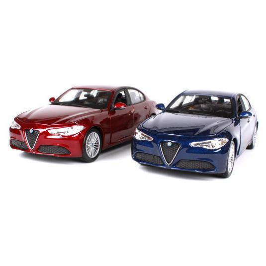 1:24 car model Alfa Romeo STELVIO SUV simulation alloy car model car model metal ornaments
