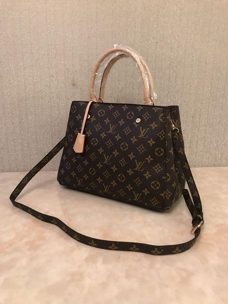 marque dames sac sac à main de mode simple motif croisé en cuir PU grand sac