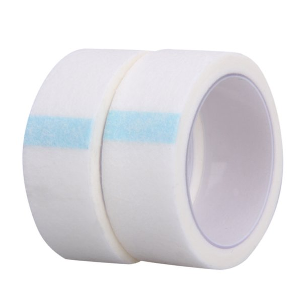 New 1 Roll Eye Pad Eyelash Extension under Patch Makeup Tool Individual False Eyelash Non-woven wrap tape Tool