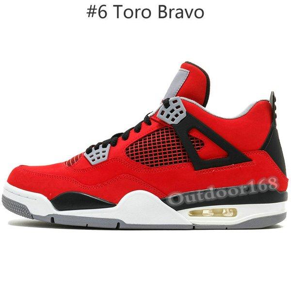#6 Toro Bravo