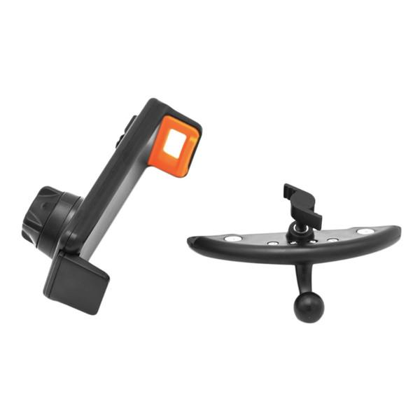 Support universel de support de bâti de fente de voiture CD de rotation de 360 degrés pour la tablette de téléphone