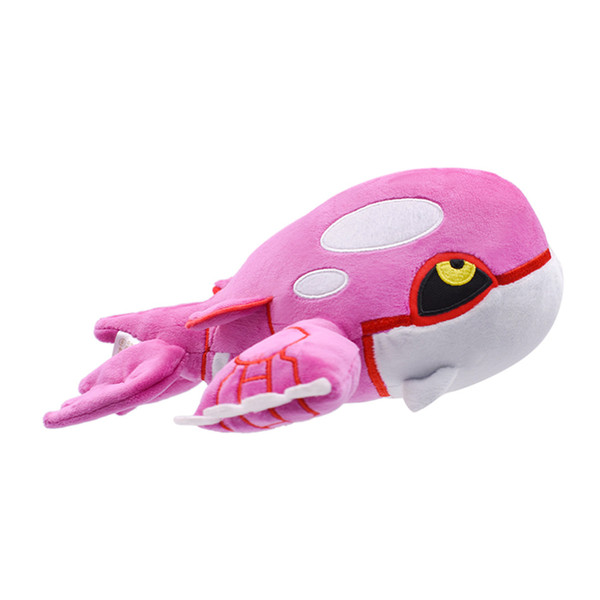 11 pouce Pokémon Kyogre En Peluche jouets Doux en peluche mignon Grab machine Poupée Pour Enfants anniversaire meilleur cadeau lol