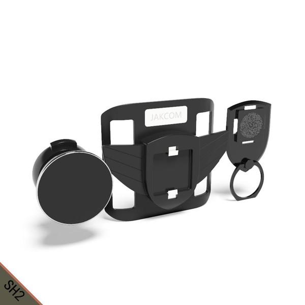 JAKCOM SH2 Smart Holder Set Venta caliente en otros accesorios para teléfonos móviles como venta caliente robótica limpiador de escoba tarjeta vertical