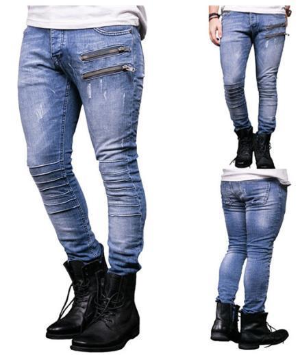 Biker Jeans 11
