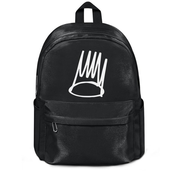 J.cole-Stream-Born-Release-Sinner Crown Only Fashion sports Wool ,Shoulder backpack, design crazy best durable and convenient string Pac