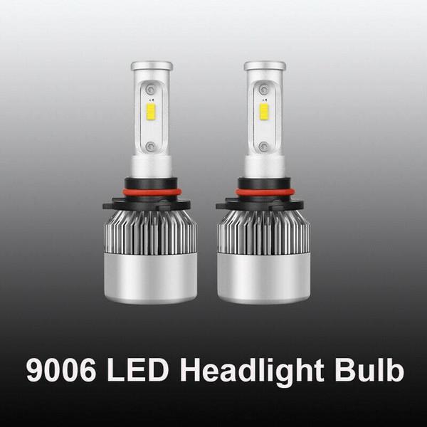 2x 9006 HB4 255000LM 1700W faisceau faible a mené la puissance élevée d'ampoules de voiture de kit de phare