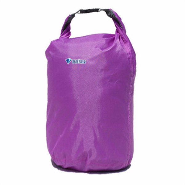 Bluefield Waterproof Floating Dry Bags Portable Camping Drift Bags Water Resistance Super Light Weight Outdoor Rafting Tools #363954