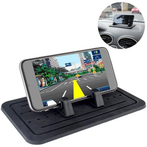 Balight 1 Adet Araç Silikon Kaymaz Pad Dash Mat Cep Telefonu Montaj Tutucu GPS Tablo Tutucu