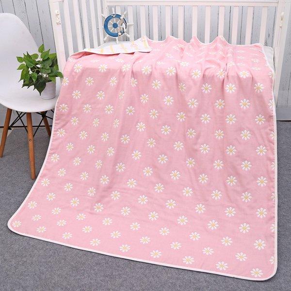 Daisy-розовый 120x150cm