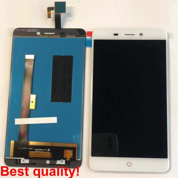 Original For ZTE Nubia N1 LCD Display+Touch Screen Assembly Repair Parts 5.5'' Phone Accessories+Tools For ZTE Nubia N1 NX541J