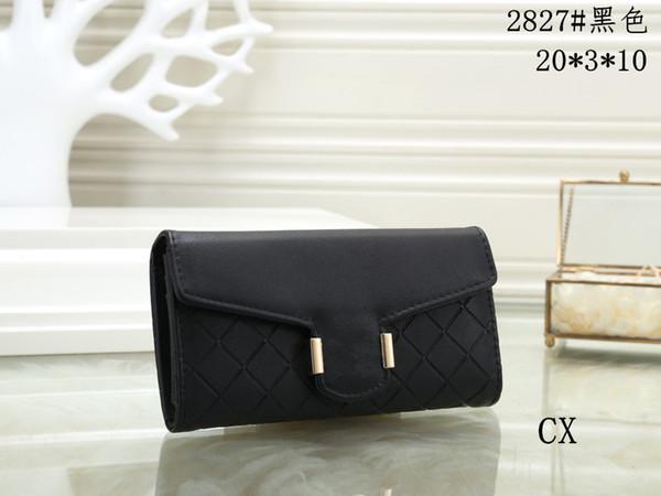 classic New High quality women long style wallet Fashion Bags Clutch Bags Brand Clutch handbag luxury series women handbags designer C2827#