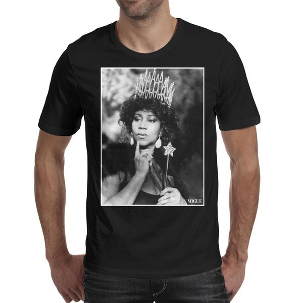 Aretha-Well-Franklin With Crown black t shirt,shirts,t shirts,tee shirts printing vintage designer band athletic t shirt