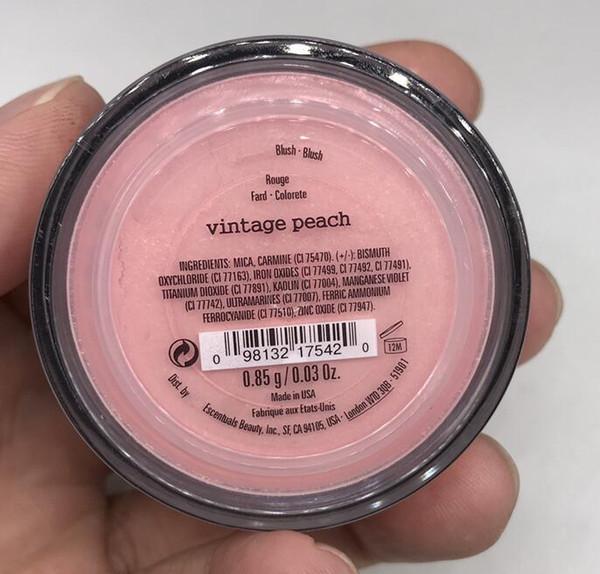 vintage peach 0.85g/ 0.03oz.