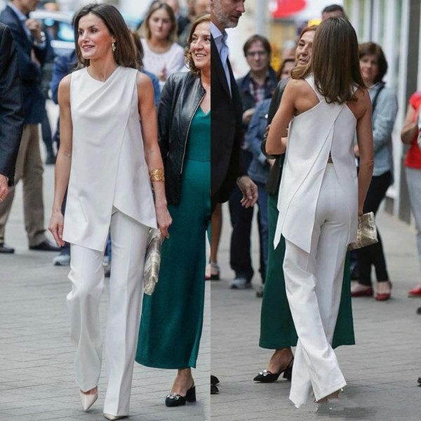 2019 Mother Of The Bride Pant Suits Women Business Suits Formal Outfit Garment For Weddings Guest Dresses