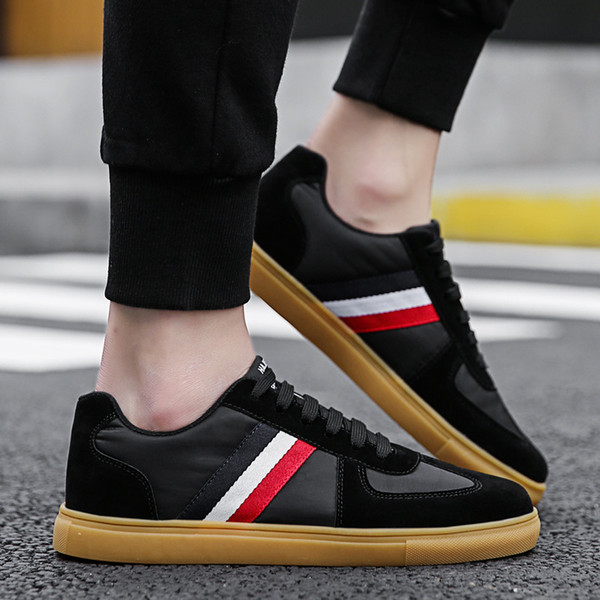 tenis masculino scarpe uomo zapatillas hombre sneakers chaussure homme basket 20109 casual erkek ayakkabi moda in pelle di lusso