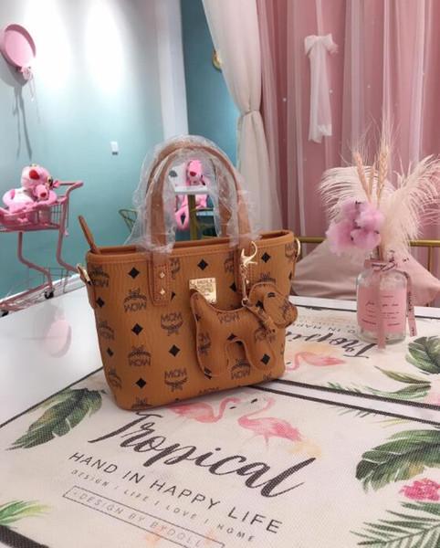 Designer Handtaschen Damen Designer Luxus Leder Brief Handtasche Brieftasche Umhängetasche Handtasche Damen kleiner Anhänger