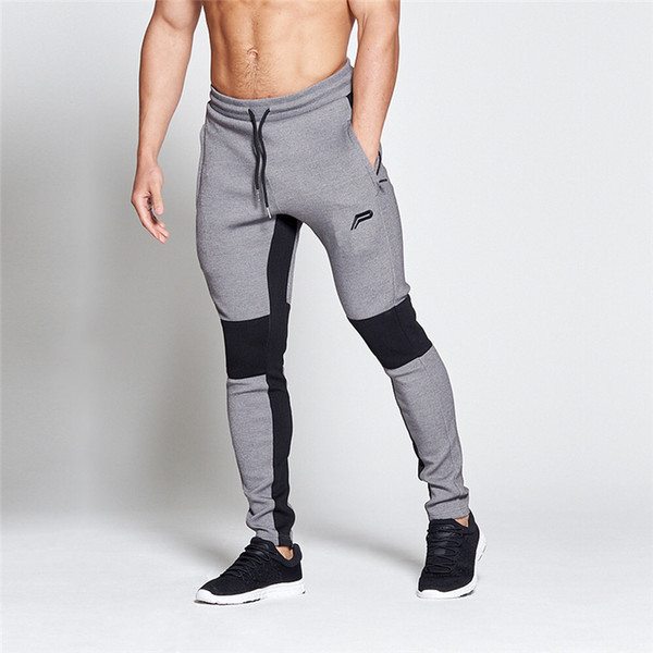 GYMPursue Men's Jogger Brand Casual Pants Fitness Men's Trousers Muscle Brothers Exercise Pants Fitness trouse