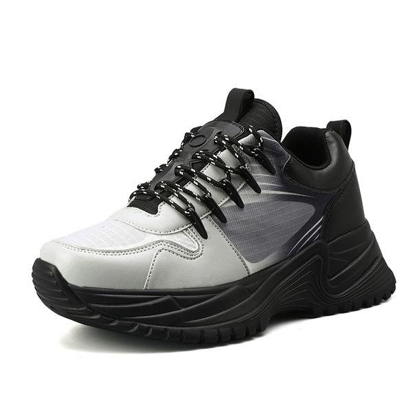 2019 Fashion Luxury Run Away Pulse Sneakers Mens Triple-s Designer Shoes Men Flatform Shoe Fashion Trainer Casual Sneaker L14