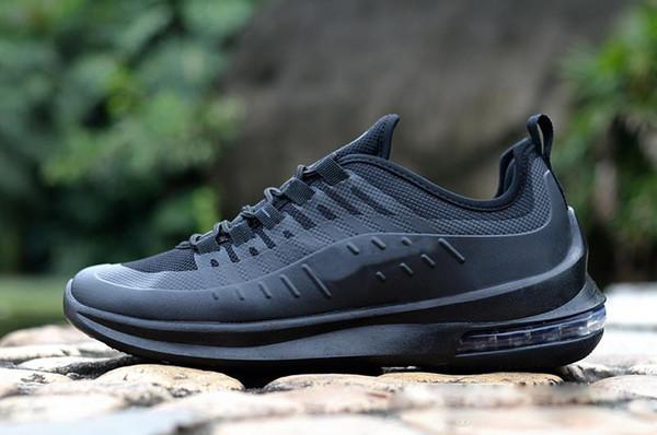 Compre Nike Air Max Airmax 98 Nuevo Diseñador Axis 98 Para Hombre Zapatillas De Deporte Triple S Negro Blanco Profundo Azul Fresco Gris Hombres