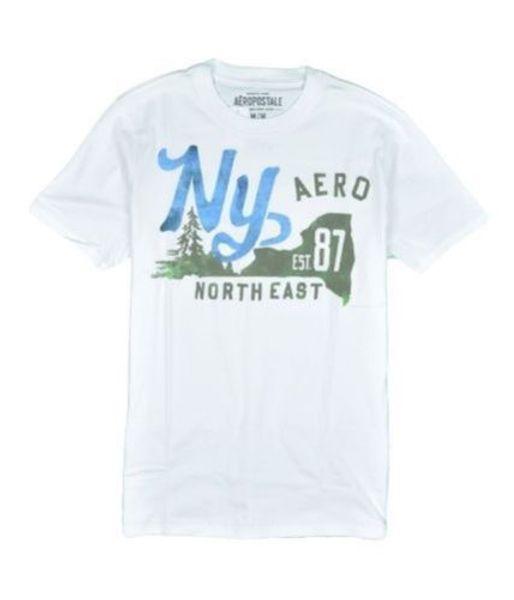 Aeropostale-Tier für Hommes-T-Shirt GraphiqueMen-Frauen-Unisexart und weiset-shirt Freies Verschiffen