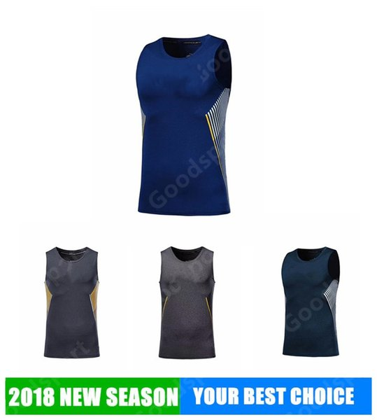 top popular HOT 079 jogging clothing Running Style Man shirts Sweatshirts Hip Hop Sport CAUSAL TOP NEW shirts jersey vest street summer Gym fitness 079 2019
