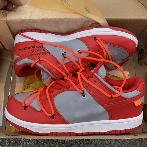 NIKE Kutu Size36-45 ile Yüksek Kalite SB Dunk Düşük İşbirlikçi Atletik Tasarımcı Ayakkabı Üniversite Altın Beyaz Midnight Navy Moda Sneakers gel