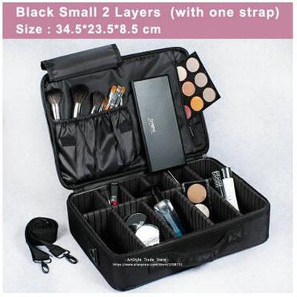 black S 2 Layers