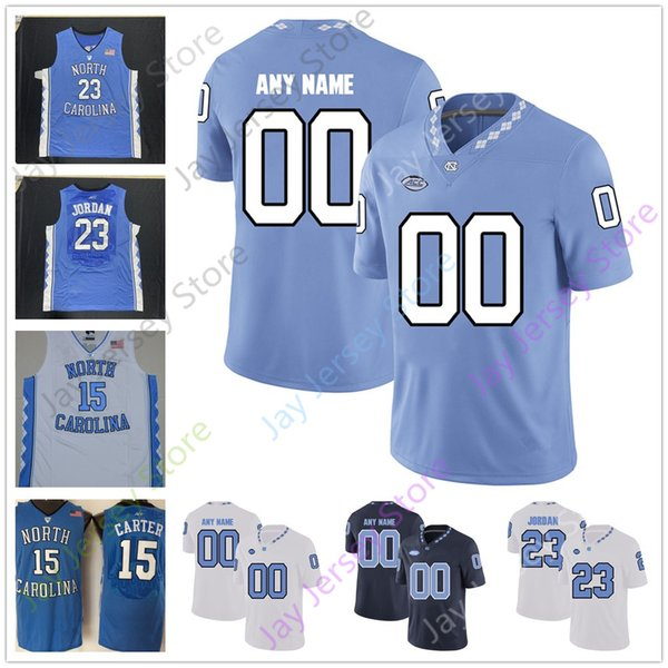 new concept ae401 c4269 2019 Custom NCAA North Carolina Tar Heels College Basketball Jersey 2 Cole  Anthony Carter Men Women Youth Kid From Davidjersey, $20.31 | DHgate.Com