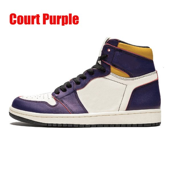 Court Purple