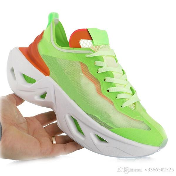 2019 Édition limitée 19s Wmns Zoom X chaussures à plateforme Segida Chaussures de marche décontractées Filet transparent pour sports de haute qualité pour hommes et femmes S