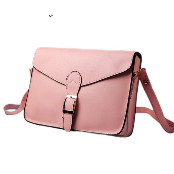 good quality Women's Handbag Crossbody Messenger Bag Preppy Style Woman Bag Vintage Envelope Bags Shoulder Bag High Quality Briefcase