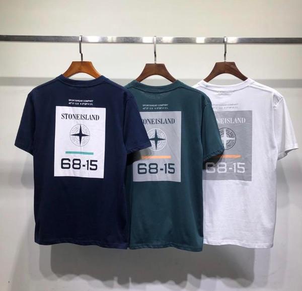 Lüks yeni moda tasarımcısı giyim Avrupa erkek ve kadın kısa kollu t-shirt erkek ve kadın t-shirt casual pamuk T-shirt tops