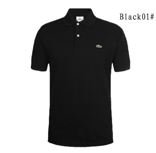 Summer Style Brand Clothing Mens Polo Shirt Casual Short Sleeve Solid Polo Men Shirts Homme Plus Size S-5XL Men Tops Tees