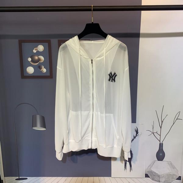 cuteLadies abbigliamento estivo Cappotto donna Abbigliamento protezione solare 2019 nuovi prodotti Il tessuto è ultrasottile ed estremamente morbido