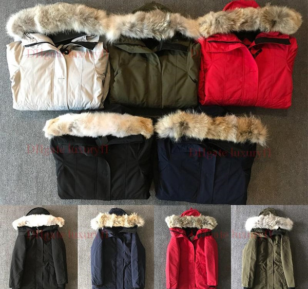 Parka Fur Puffer Winter 2019 Jacket Women S Downamp; E11 From Doudoune Real Slim Coats Femme Parkas Goose Warm Designer Coyote Long North Jaqueta tdhQrxsCBo