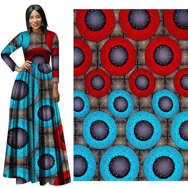 Fashion new arrive High Quality new soft Cotton Wax ankara fabric Wax African Fabric Batik Fabrics for Africa Clothing