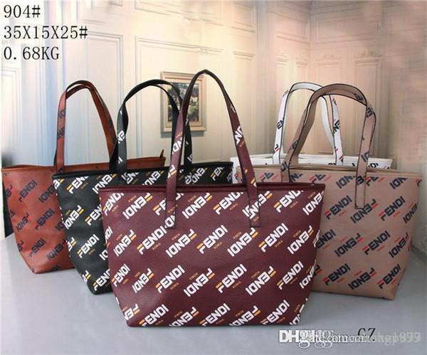 2019 стилей сумка Известного Имени Мода кожаных сумок Tote женщины сумка плечо леди кожаные сумки Сумка кошельке KL904