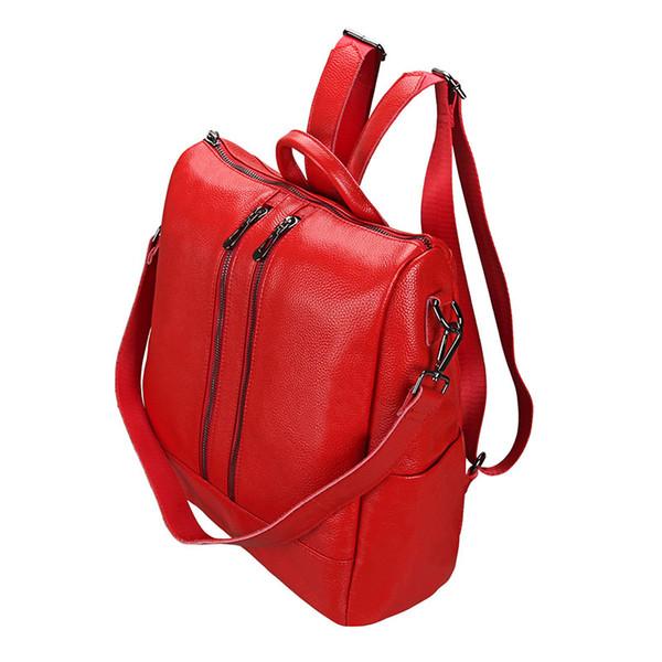 Echtes Leder Hochwertige Mode Luxus Designer Rucksack, Luxus Designer Rucksäcke Frauen, Designer Rucksack, Bagpack