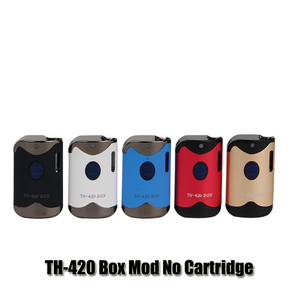 TH-420 Box Mod No Cartridge