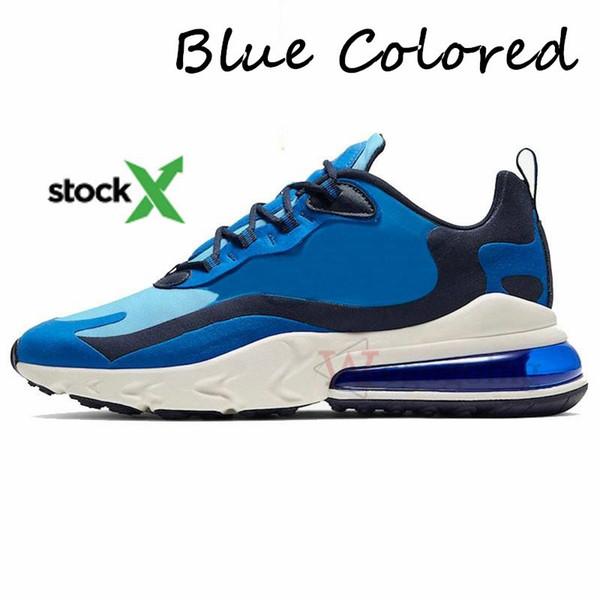 31.Blue Colored