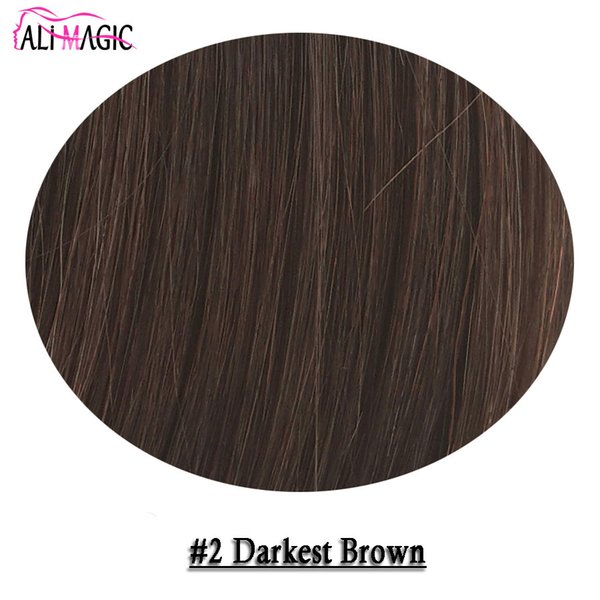 # 2 Darkest Brown