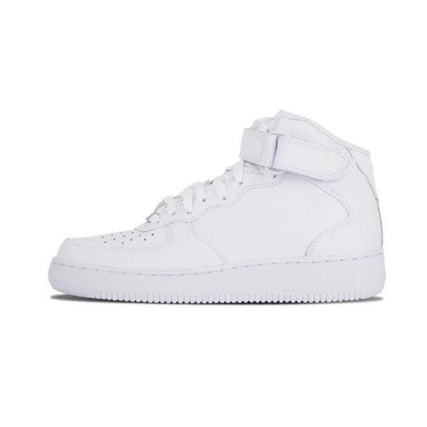 GOOD discount One 1 Dunk Men Women Running Shoes Sports Skateboarding Ones Shoe High Low White Black luxury Trainers Causal Sneakers 36-45