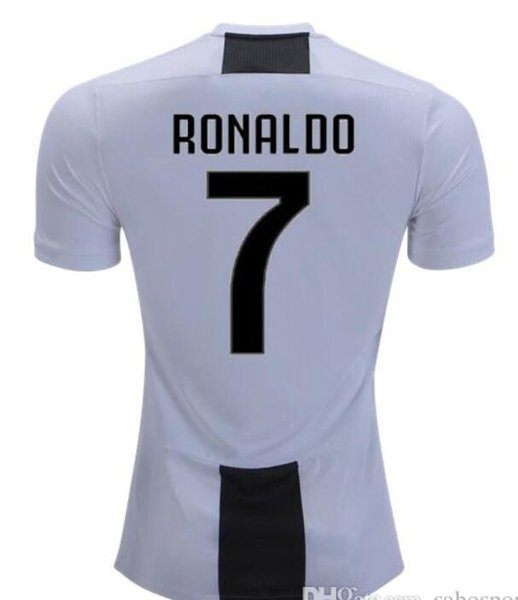 cheap for discount 15504 61ba7 2019 TOP Ronaldo Jersey 2018 2019 2020 Football Shirts Dybala Mandzukic  Pjanic Juv Soccer Jerseys 18 19 20 Camiseta De Futbol Ronaldo Uniforms From  ...