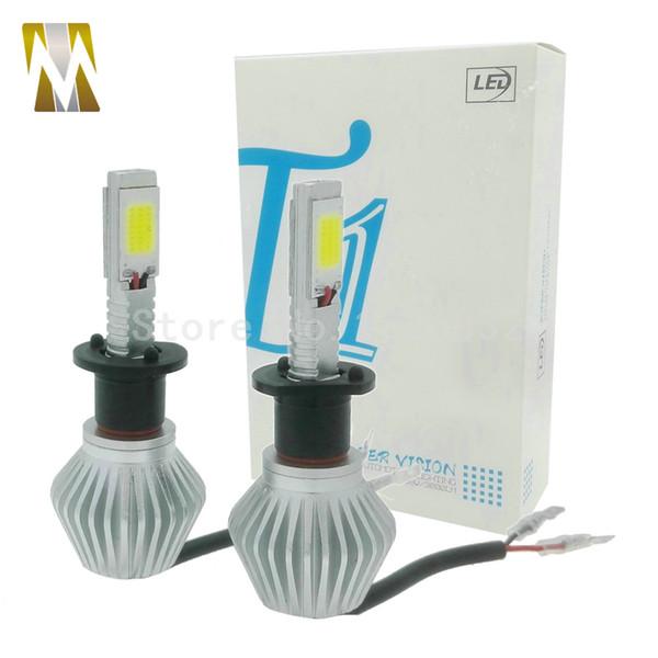 H7 Led Headlight Kit H1 Headlight LED Faro 9004 9007 Luz de bombilla de niebla H8 H9 H11 H10 HB3 HB4 9005 9006 36W 3800LM