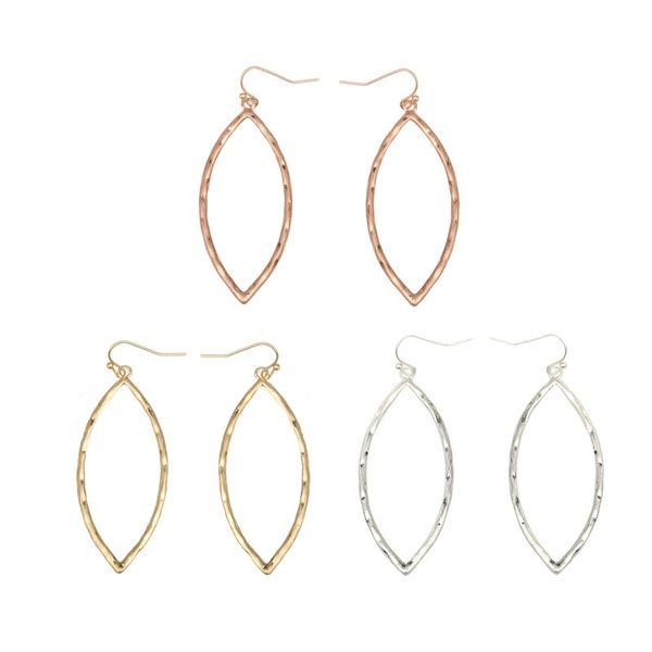 Kendra Style Designer Oval Frame Earrings for Women Fashion Jewelry Painting Metal Statement Water Drop Earrings