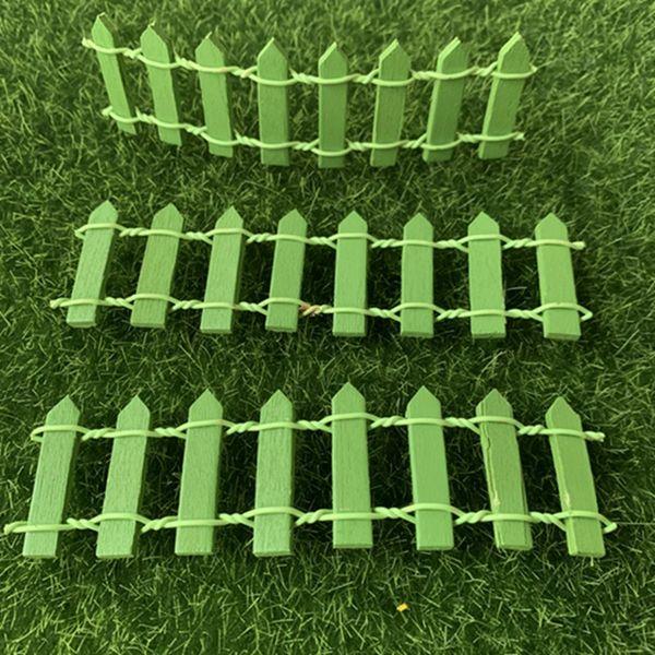 1 قطعة الأخضر