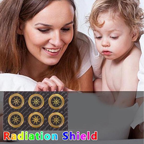 Наклейка на телефон Наклейка на телефон для защиты от радиации сотового телефона от анти-радиации Fusion Excel