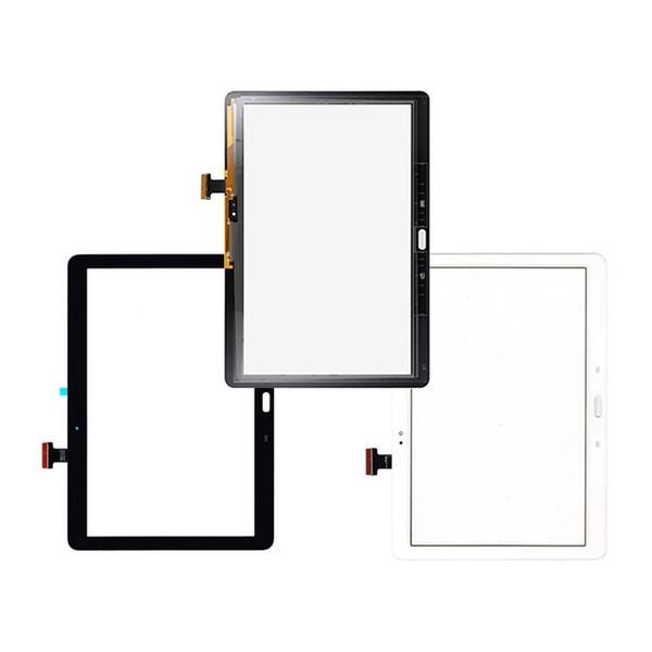 Reemplazo probado al 100% para Samsung Galaxy Note 10.1 SM-P600 P605 P600 p601 Cristal táctil Sensor digitalizador