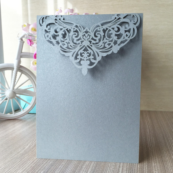 35Pcs /lot Fine Precious Stone Decoration Wedding Invitation Card Envelop Supply To Wedding Or Party Or Holiday