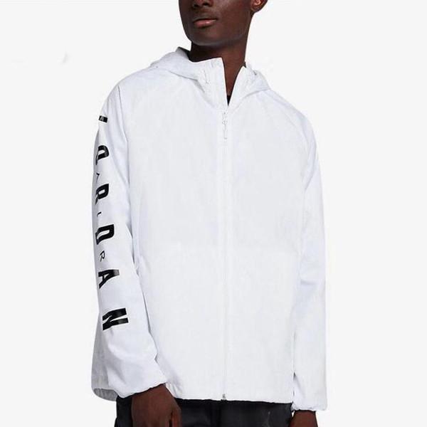 le giacche a vento bianche